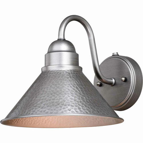 Trailhead 10 Inch Outdoor Wall Sconce - Pewter