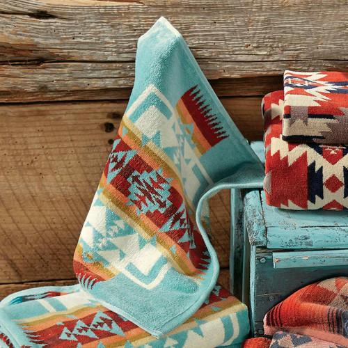 Tribal Sky Wash Cloth