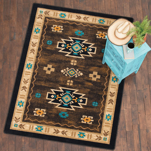 Two Valleys Rug - 5 x 8