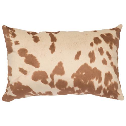 Udder Cream Rectangle Pillow