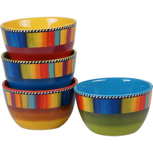 Viejo Ice Cream Bowls - Set of 4