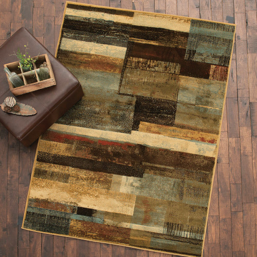 Vision Quest Rug - 8 x 10