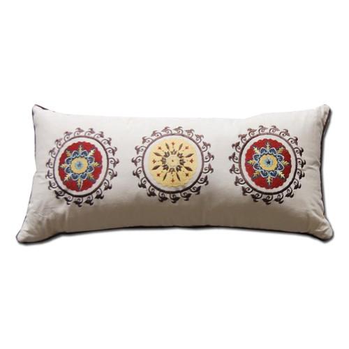 Western Medallions Neck Pillow