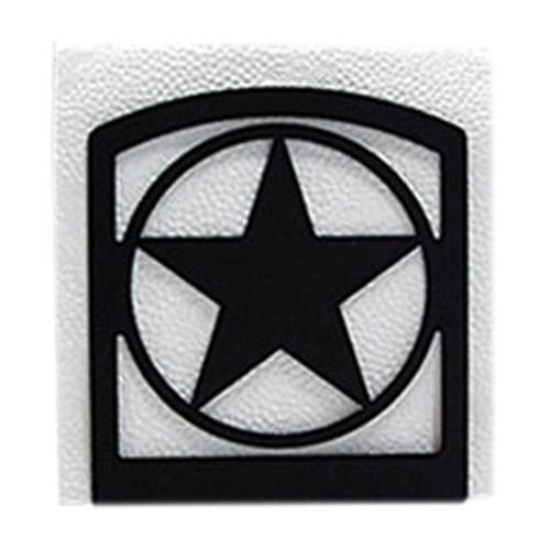 Western Star Napkin Holder