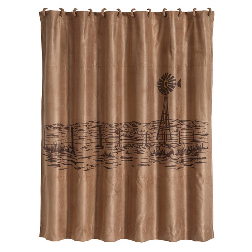 Western Visions Shower Curtain