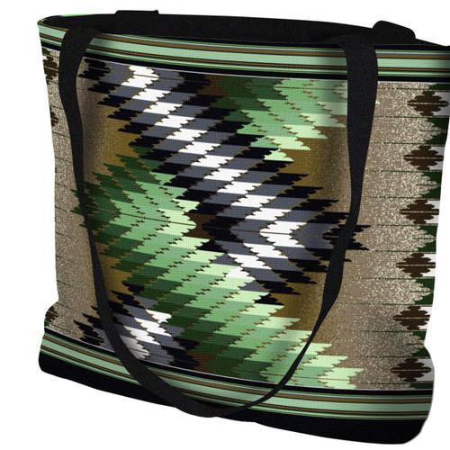 Whirlwind Sage Tote Bag