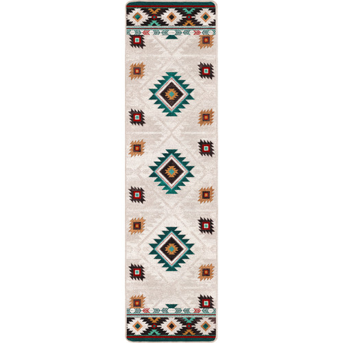 Whiskey River Electric Rug - 2 x 8