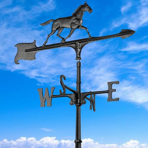 Wild Stallion Weathervane