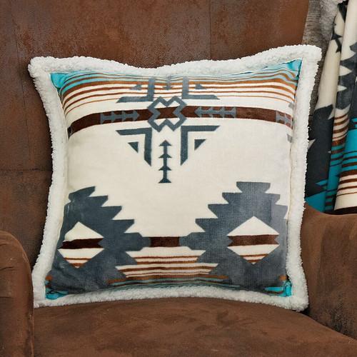 Dakota Sky Plush Pillow