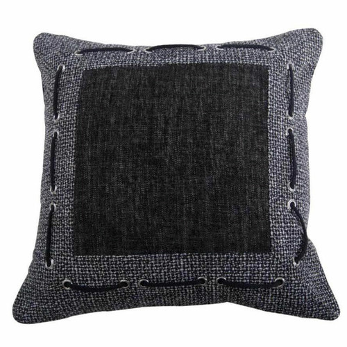 Woodland Plaid Laced Pillow