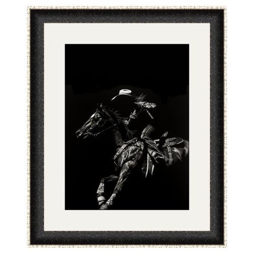 Wyoming Rodeo I Framed Art