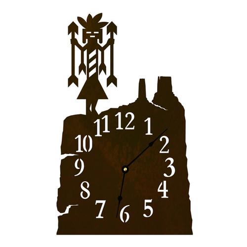 Yei Table Clock