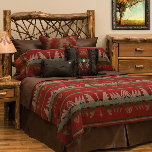 Yellowstone III Bedspread - Cal. King