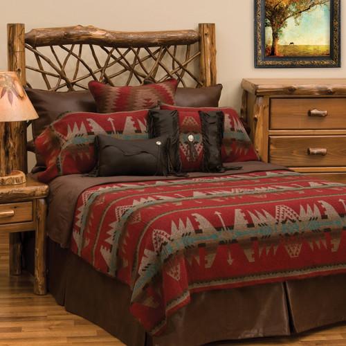 Yellowstone III Bedspread - Full/Queen