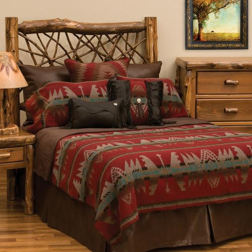 Yellowstone III Bedspread - Super Queen