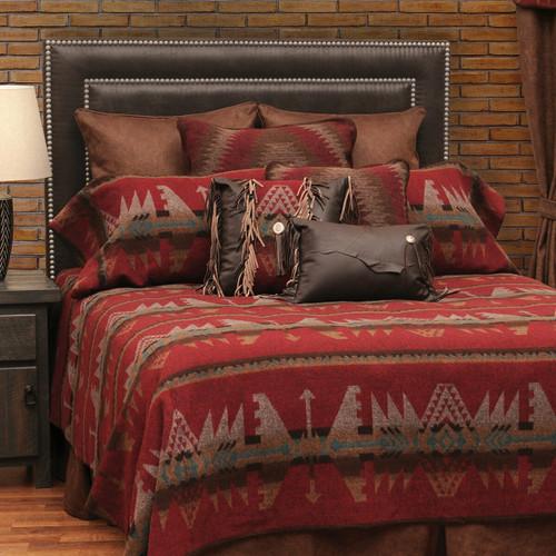 Yellowstone III Value Bed Set - Super Queen