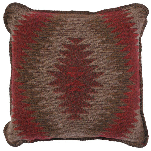 Yellowstone III Wampum Pillow