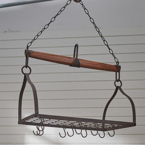 Yoke Hanging Pot Rack