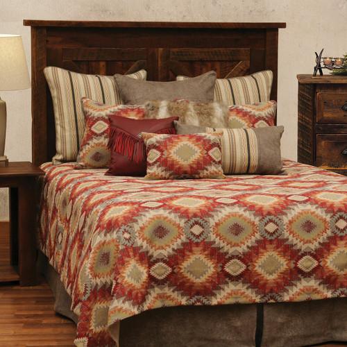 Yuma Sol Value Bed Set - Cal. King