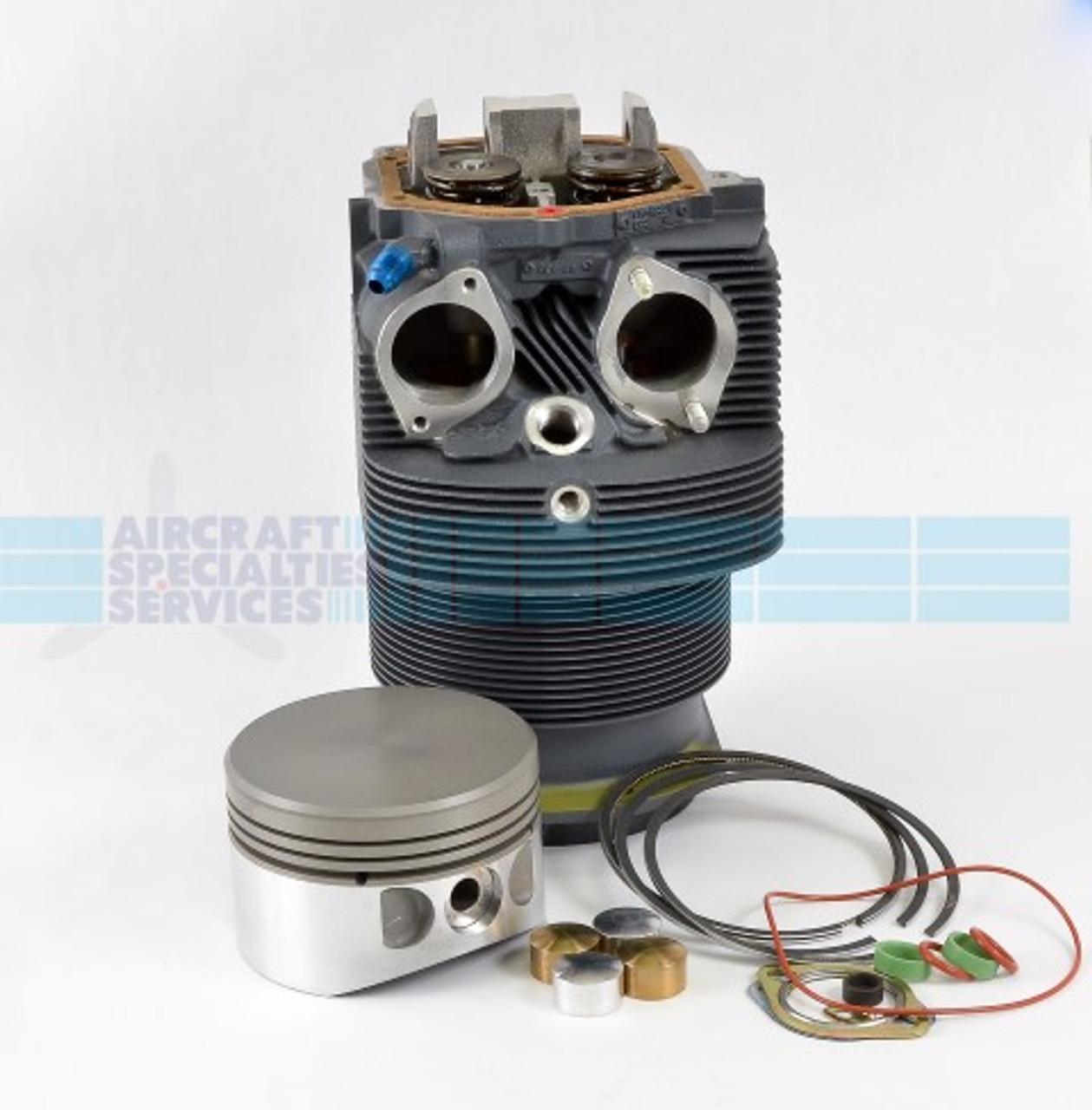 Cylinder Piston & Ring Assy Kit, 0320 Narrow Deck - Lycoming - 05K21101