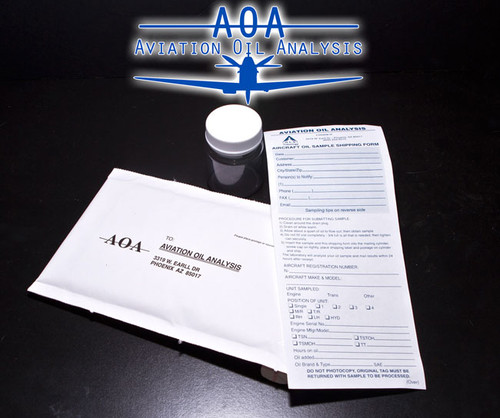 Aviation Oil Analysis Kit (1151) - AOA