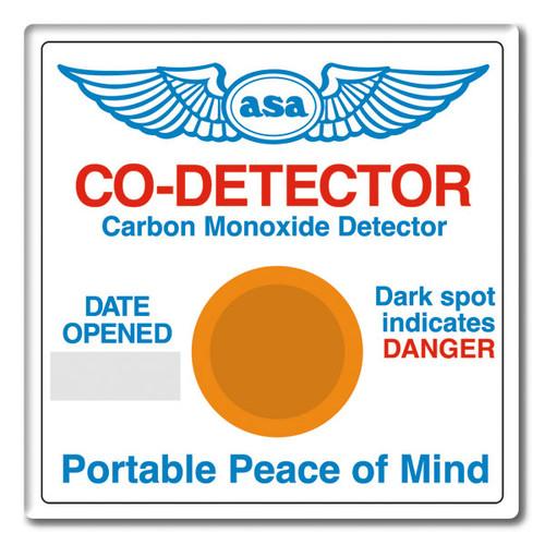 Carbon Monoxide Detector  - ASA-CO-D