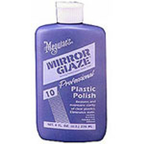 Meguiar's Clear Plastic Polish 8oz - M1008