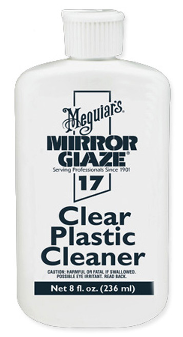 Meguiar's Clear Plastic Cleaner 8oz - M1708
