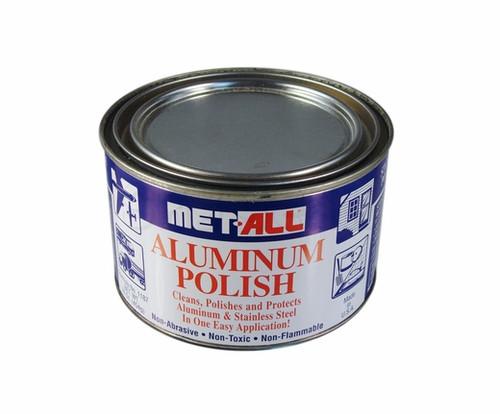 Met All Aluminum Polish - TC10  16oz. Can