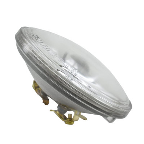Aircraft Landing Light, PAR-36, 28V Bulb, 100 Watts - 4591