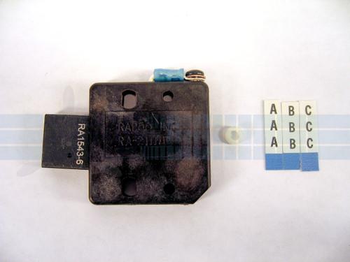 Universal De-Ice Brush Module Kit - RA2111U-Rod