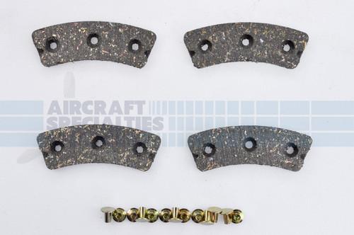 Brake Lining Kit - RA066-10600-4K