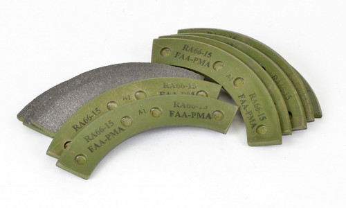 Brake Lining, sold each - RA066-01500