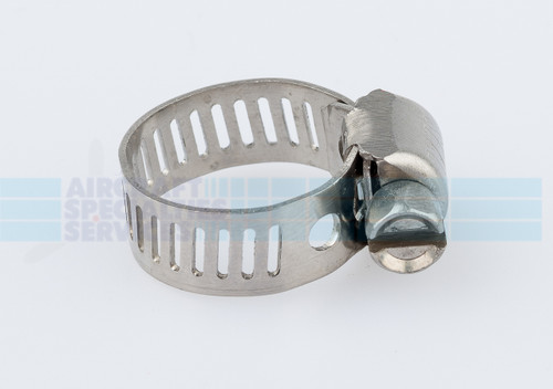 Drain Back Clamp - Stainless Steel - MM4SS