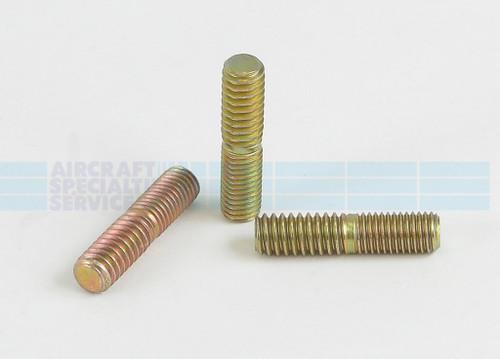 Stud - 1/4-20 X 1/4-28, 1-1/16 Long - SA401804 P03