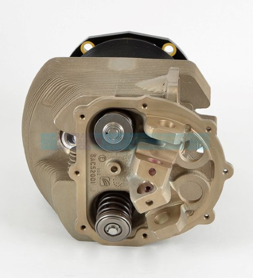 Millennium Cylinder STD Steel Insert Cast Piston - SA52006-A20P