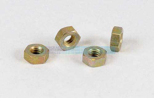 Nut - .250-20 Plain - SL-STD-1411, Sold Each