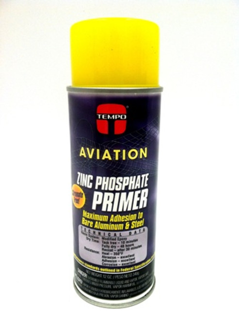 Yellow Primer - 12 oz. Aerosol Spray Can - A901
