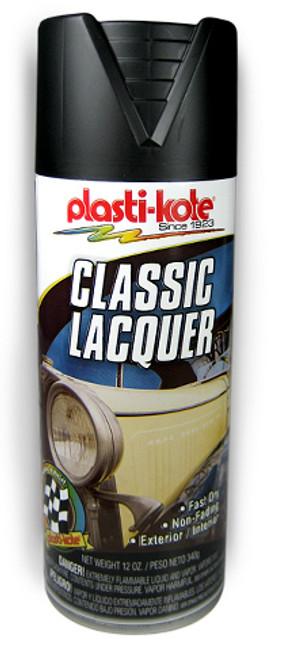 Clear Laquer Paint -12 oz. Aerosol Spray Can - T-5