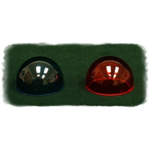Whelen Green position light lens - W1284G