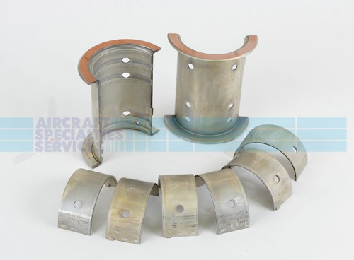 Bearing Set - Crankshaft - 537401A3M010A