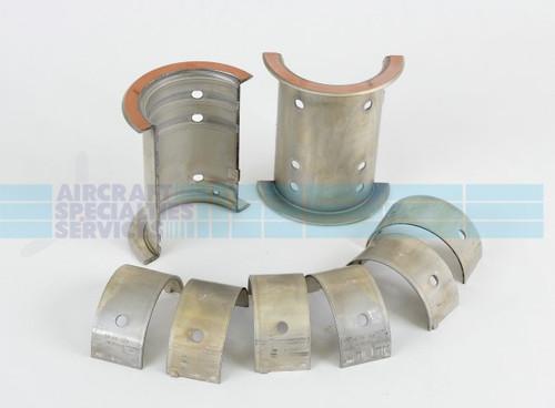 Bearing Set - Crankshaft - 537401A3M010A