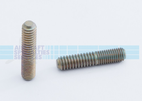 Stud -  1/4-20 X 1/4-28. 1-3/16 Long - AEC401801
