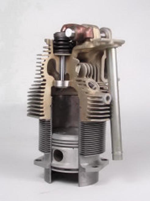 Titan Cylinder, Complete Assembly, Steel - TIST61.1DCA