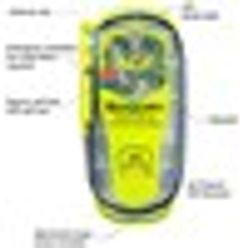 Resqlink Buoyant Personal GPS Locator Beacon - 2881