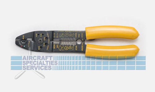 Hand Crimping/Stripping Tool - 604252-1