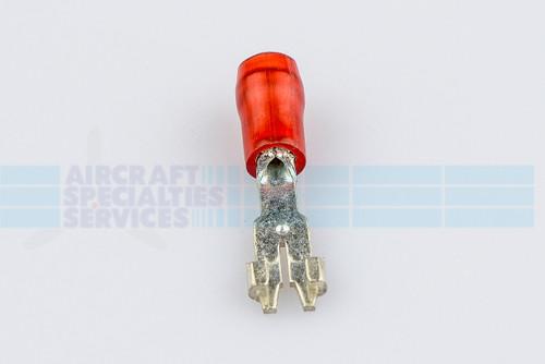 Red Wrist Lock 18-22 GA (10 ) per pack - RA18-D