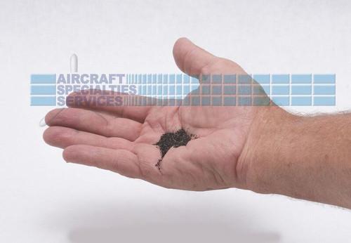 Blasting Abrasive for Spark Plugs - 78B