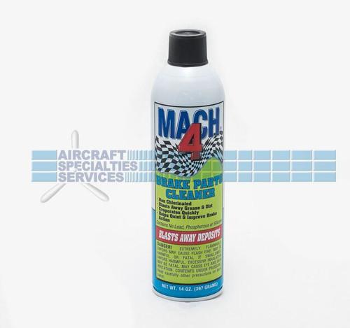 Mach 4 Brake & Parts Cleaner - Mach 4