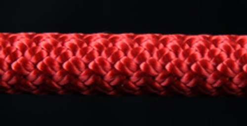 Red Slidedown Tie Down Ropes 7/16 - 33708